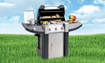 Barbecue gas GPL