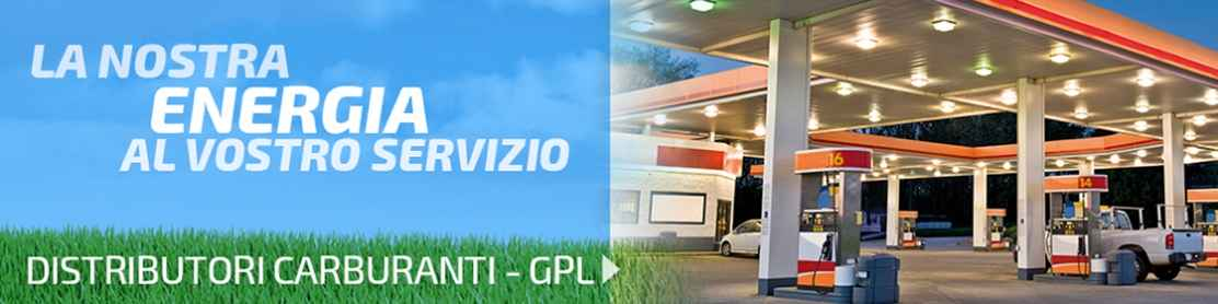 Distributori Carburanti - GPL